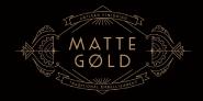 Matte Gold Logo