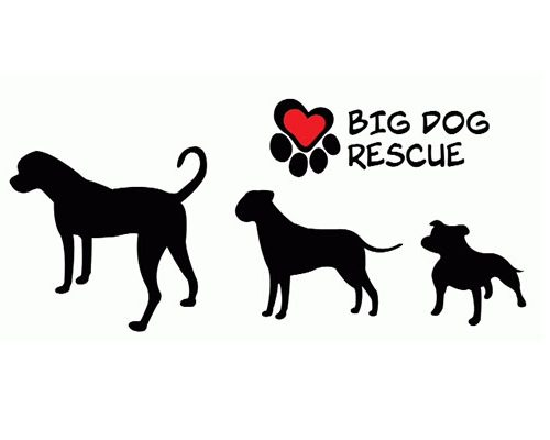 Big Dog Rescue Logo