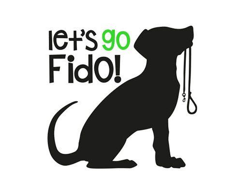 Let's Go Fido Logo