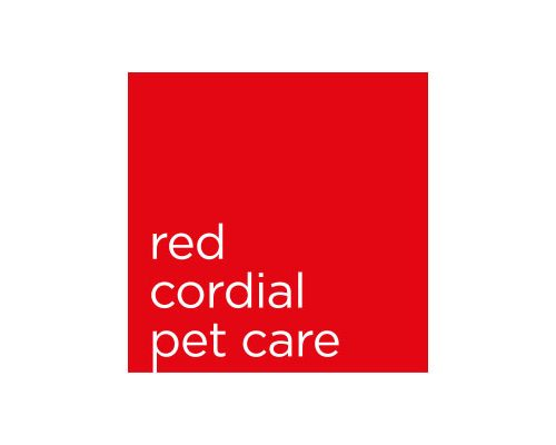 Red Cordial Pet Care Logo