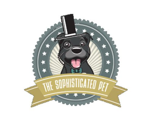 The Sophisticated Pet Logo