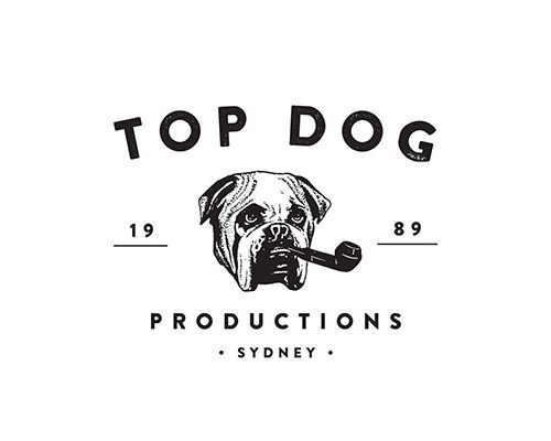 Top Dog Productions Logo