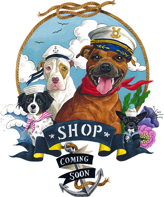 Shop coming soon