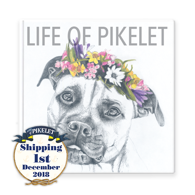 Life Of Pikelet Coffee Table Book