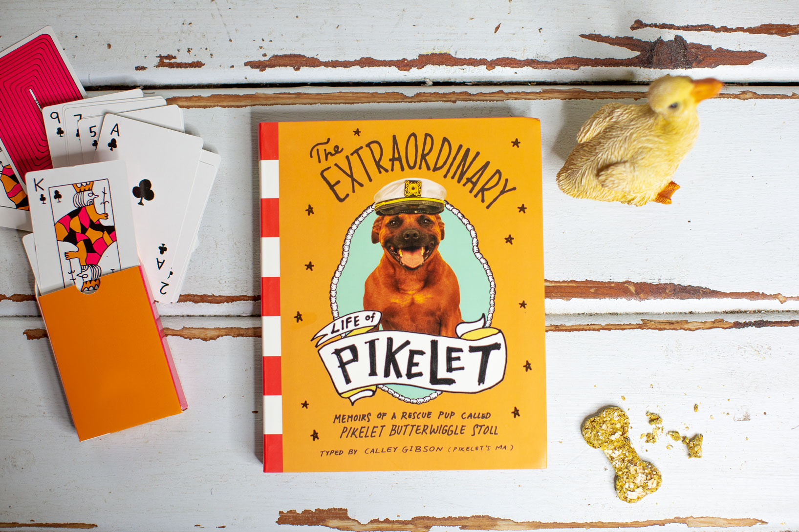 Extraordinary Life Of Pikelet Book