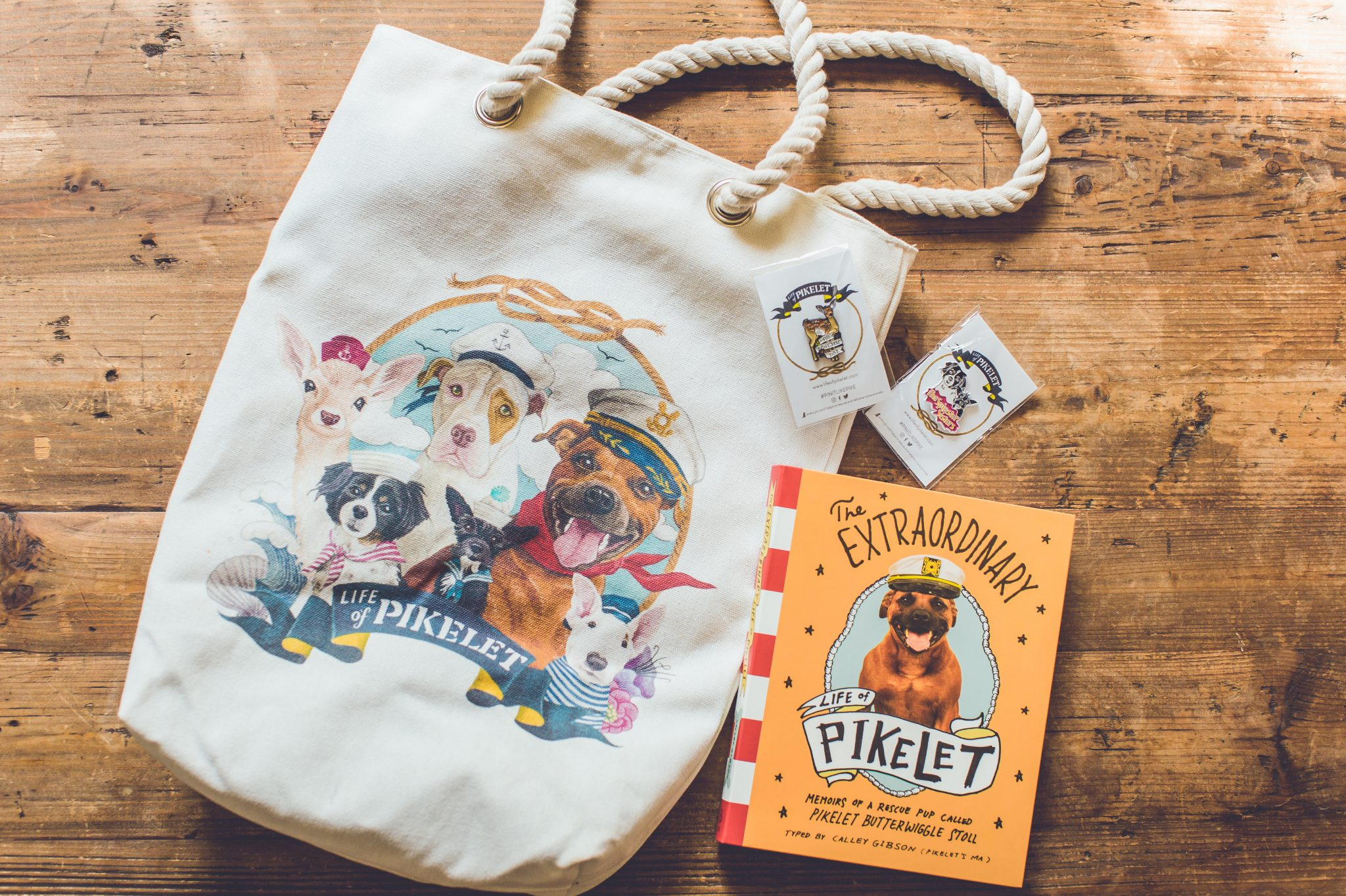 Life Of Pikelet – 'Support A Sister' Gift Pack