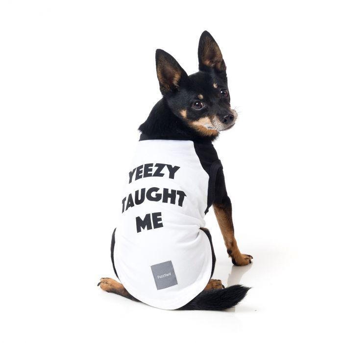 FUZZYARD Yeezy Taught Me T-Shirt