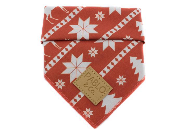 PABLO & Co. Ugly Christmas Sweater Bandana
