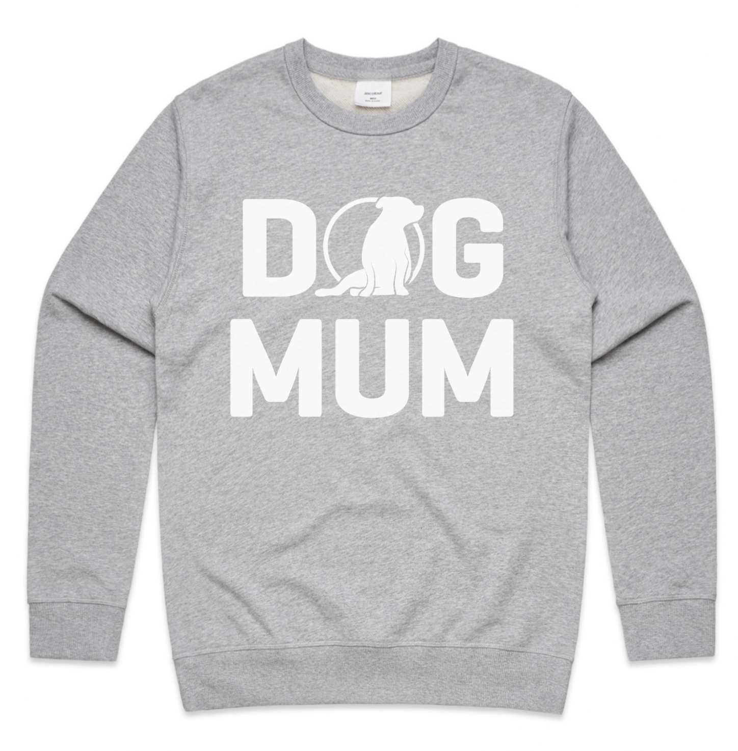 Ladies Dog Mum Crew (AU/UK Spelling)