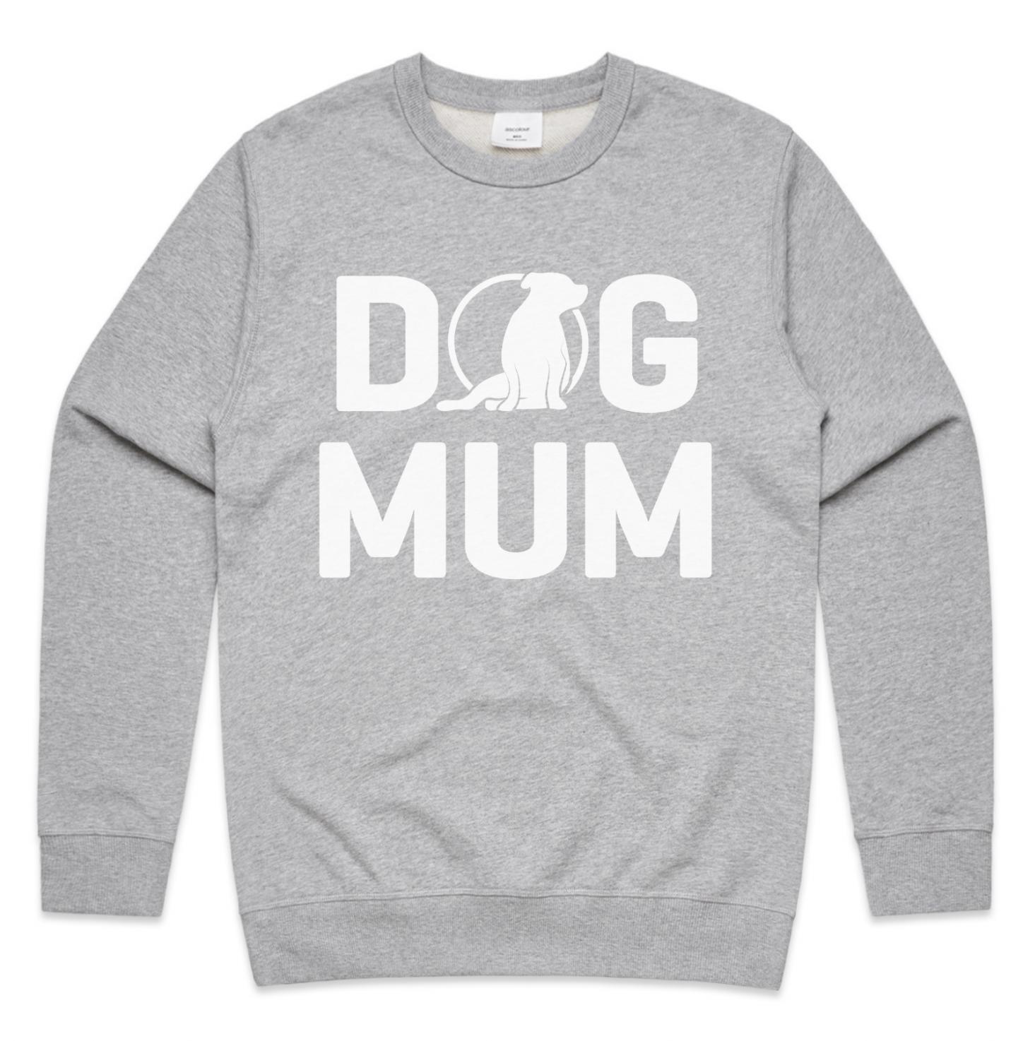 Ladies Dog Mum Crew (AU/UK Spelling)